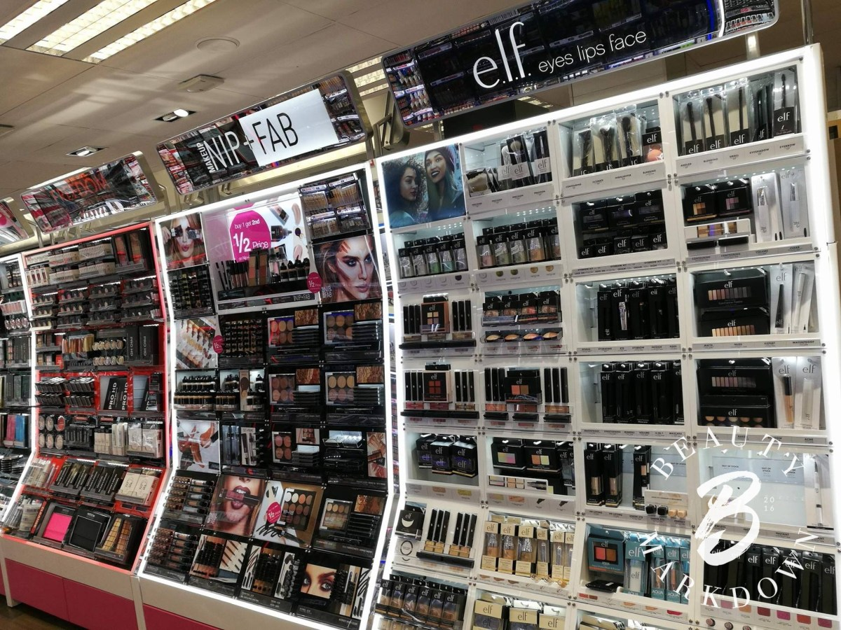 Where to buy e.l.f in store at Superdrug (full list)